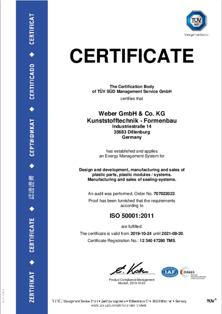 ISO 50001 (PDF)