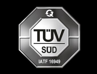 TÜV ISO 16949